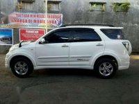 Toyota RUSH TRD 2014 Manual Putih Jok 3 Baris Pajak Baru DK Dps