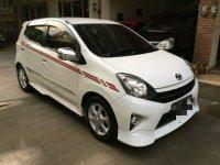 Toyota Agya Automatic Tahun 2016 Type Trd Sportivo