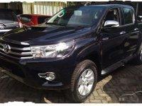 Toyota Hilux G 2018 Pickup Truck MT Hitam