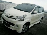 Toyota Avanza G  Luxury 2012
