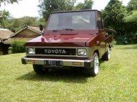 Toyota Kijang kotak pick up Tahun 1986