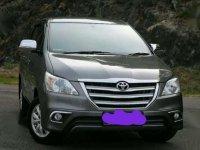 Toyota Innova G Diesel 2014