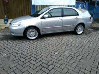 Toyota Corolla Altis G 1.8 Manual thn 2002