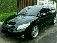 Jual Toyota Altis V 2008 AT hitam // ela