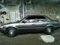 Jual Toyota All new Corolla SEG th 1998 body orisinil mulus