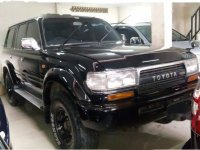 Toyota Land Cruiser V6 4.2 Manual 1998 SUV