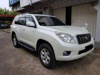Dijual Mobil Toyota Land Cruiser Prado Tahun 2012