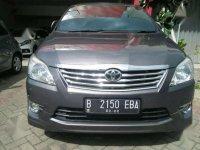 Toyota Kijang Innova V Luxury 2012