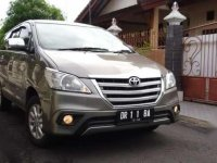 Toyota Innova Diesel 2.4 tahun 2015