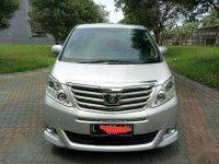 Jual Toyota Alphard 2012 3.5 V6 Q Facelift L tahun 2012  tg1 Km 38 Rb like new