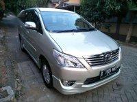 Toyota Avanza Automatic Tahun 2012 Type G Luxury