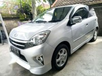 Jual Toyota Agya TRD Sportivo 2013 Akhir Asli Bali