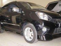 Jual Toyota Agya G TRD 2017 Black Edition
