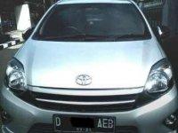 Dijual Mobil Toyota Agya G 1.0 TRD Sportivo Tahun 2016