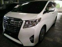 Toyota Alphard G ATPM Tahun 2017 Putih