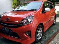 Toyota Agya TRD SPORTIVO Matic 2016. AD Solo. Tangan Pertama.