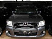 Toyota Hilux S 2014 Pickup Truck