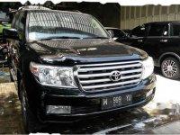 Toyota Land Cruiser 4.5 V8 Diesel 2009 Hitam