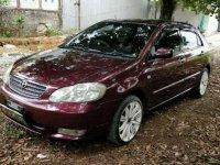 Toyota Altis 1.8 G 2002