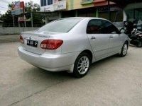 Dijual Toyota Corola Altis tahun 2004