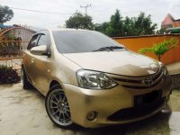Jual Toyota  Etios Valco E Manual Coklat 2013