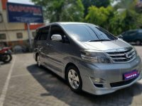 Toyota Alphard AT Tahun 2006 G S C Package