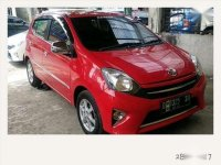 Toyota Agya G Manual 2015 Red