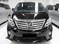 Toyota ALPHARD SC Alles 2.4 Automatic 2013 Istimewa