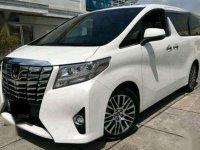 Dijual Toyota Alphard G AT 2017