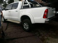 Toyota Hilux 4x4 turbo manual double Cabin 2.5 G 2015 (KT) siap pakai