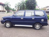 Dijual Toyota Kijang LSX 1.8 EFI Bensin Tahun 2001