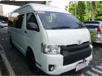 Toyota Hiace High Grade Commuter 2015 Van