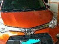Jual Toyota Calya G MT 2016