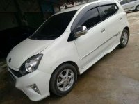 Jual Toyota Agya TRD Sportivo 2014 Mantap