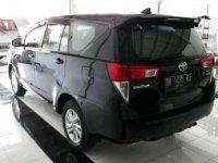 Toyota Innova Reborn G 2017 Hitam Asli Bali Jok Kulit body mulus mesin terawt