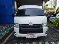 Toyota Hiace High Grade Commuter 2015 Van