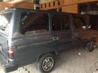 Dijual Mobil Toyota Kijang LX Tahun 1996 Pajak Hidup