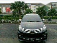 Toyota Avanza G Luxury 2015 Hitam