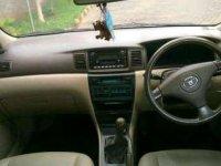 Jual santai Toyota Corolla altis 2005