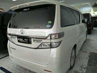 Toyota Vellfire ZG A/T th 2014