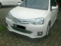 Jual Toyota Etios Valco G 2013