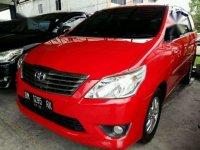 Dijual Mobil Toyota Innova Tahun 2012