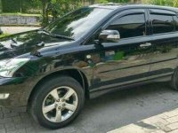 Mobil Toyota Harrier 2.4G  WD AT 2008