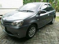 Jual Toyota Etios E 1.2 MT 2013 