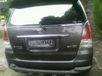 Jual Toyota Innova 2010