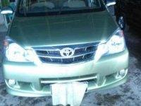 Toyota Avanza G Tahun 2008