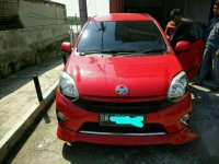 UNIT CANTIK Toyota Agya G TRD Manual 2016