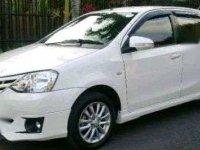 Toyota Etios Valco G 2014 Manual Putih
