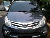 Toyota Avanza G  1.3 M/T 2013