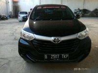 Toyota Avanza E Manual 2016
